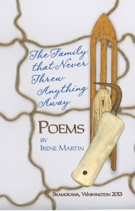 Irene Martin Poetry Book Cover